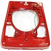 Sanitaire Vacuum Housing Base Red Quik Kleen OEM # 5572618