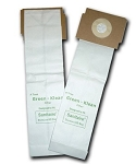 Sanitaire Vacuum Bags Style SD Duralux by Green Klean