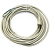 Sanitaire Vacuum Cord 50 ft Beige by Dust Care