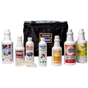 Professional Spot And Stain Removal Kit