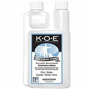 Thornell KOE Fresh Scent Pet Odor Remover Concentrate