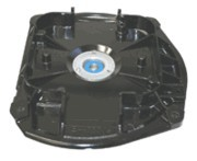 Sanitaire Lower Motor Plate & Bearing Assembly OEM # 54169-1