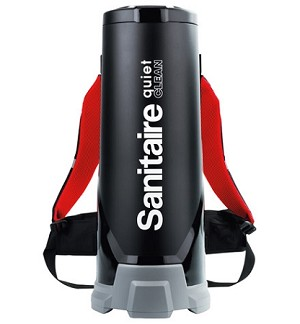 Sanitaire Backpack Vacuum QuietClean SC530A