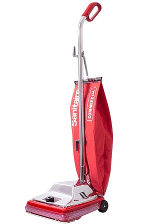 Sanitaire Commercial Vacuum with Quik Kleen SC886F